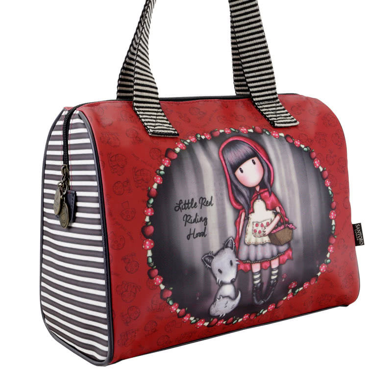 Gorjuss Little Red Riding Hood Barrel Bag