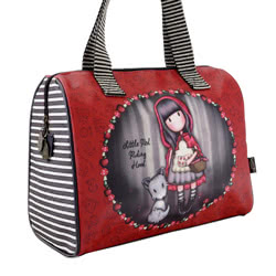 Little Red Riding Hood Barrel Bag