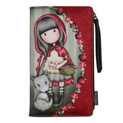 Little Red Riding Hood Large Wallet