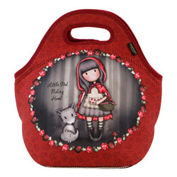 Little Red Riding Hood Lunch Bag