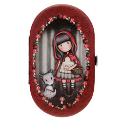 Red Riding Hood Manicure Set
