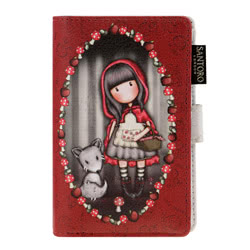 Little Red Riding Hood Small Wallet