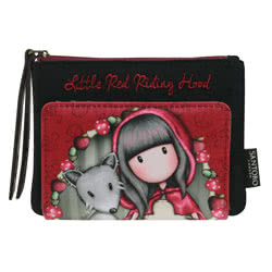 Little Red Riding Hood Wallet