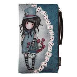 The Hatter Large Wallet