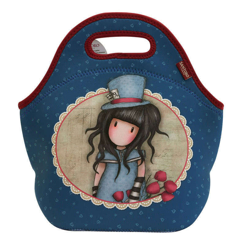 Gorjuss The Hatter Lunch Bag