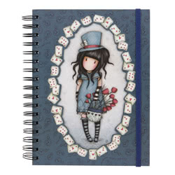 Hatter Double Cover Journal
