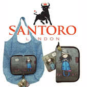 Santoro Gorjuss Shopping Bags