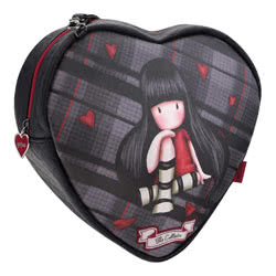 Tartan Heart Shoulder Bag - The Collector