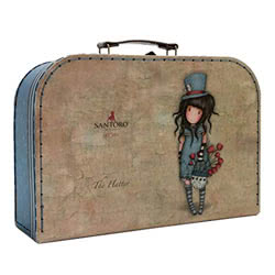 Large Suitcase Box The Hatter