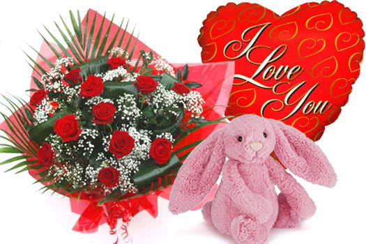 Valentines Day Gift Package - 2