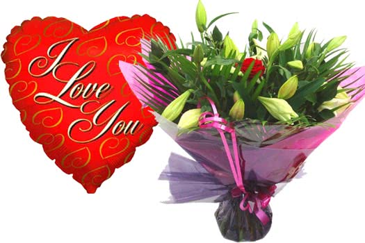 Valentines Day Gift Package - 4