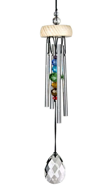 Woodstock Gem Drop Chimes - Prism