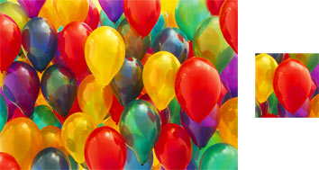 Balloons Wrapping Paper - Photowrap