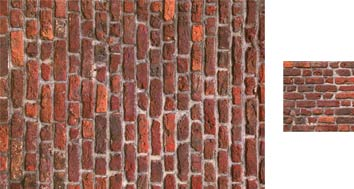 Bricks Wrapping Paper - Photowrap
