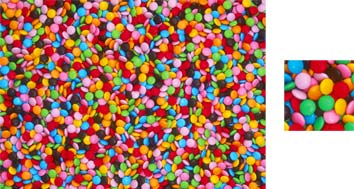 Smarties Wrapping Paper - Photowrap