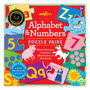 Alphabet Numbers Puzzle Pairs Small Image